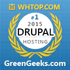 BEST Drupal Web Hosting 2015