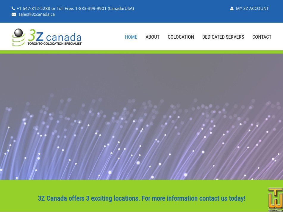 3z.ca Screenshot