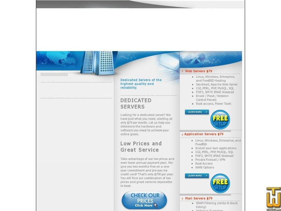 ableservers.com Screenshot