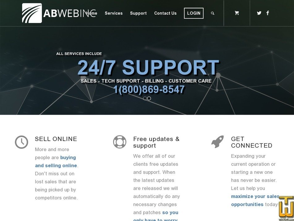 abwebinc.com Screenshot