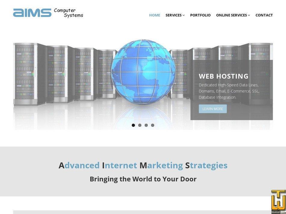 aims.ws Screenshot