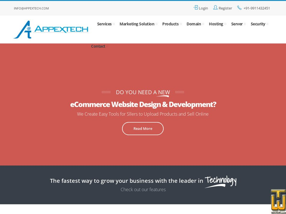 appextech.com Screenshot