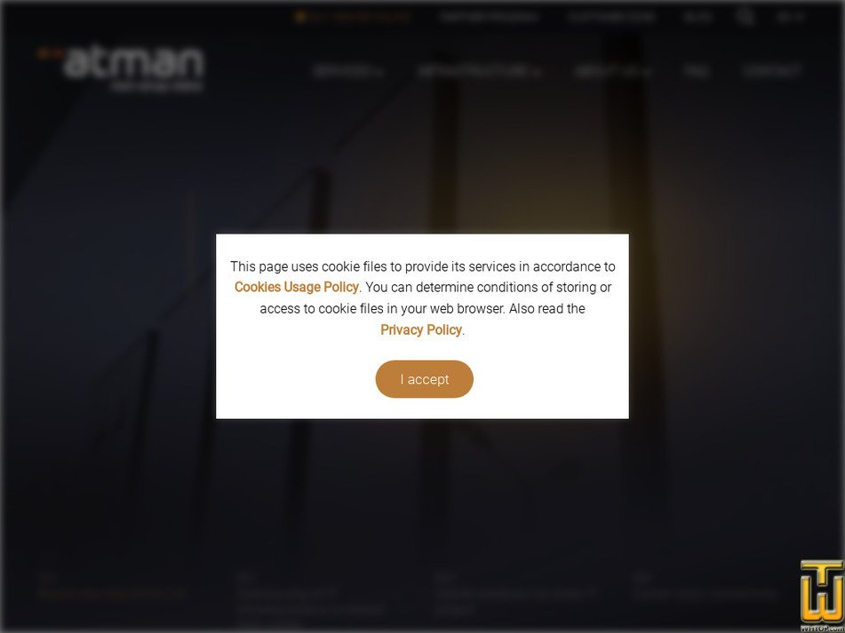 atman.pl Screenshot