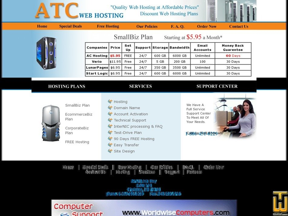 attackcat.com Screenshot