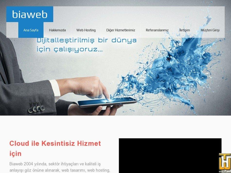 biaweb.net Screenshot