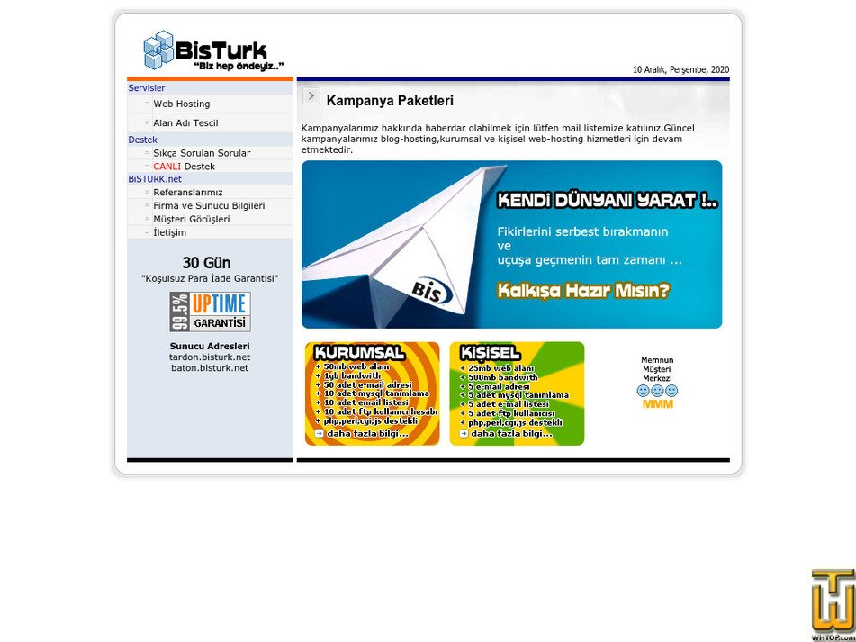 bisturk.net Screenshot
