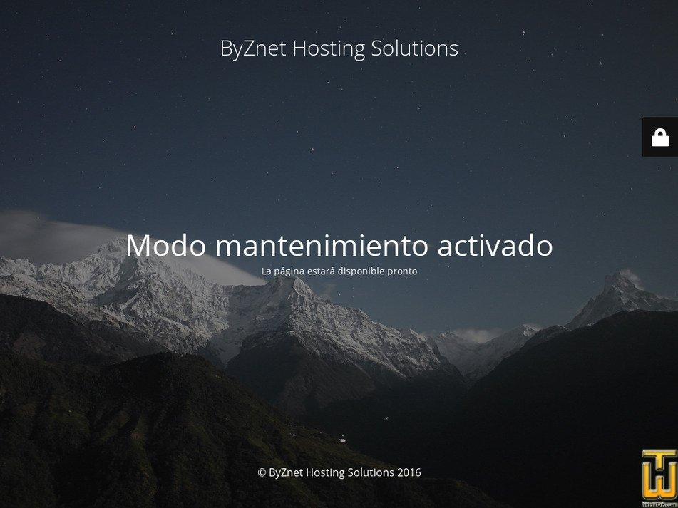 byznet.com.ar Screenshot