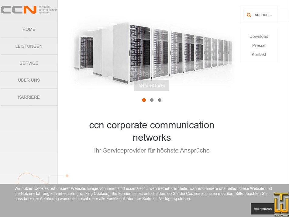 ccn.net Screenshot