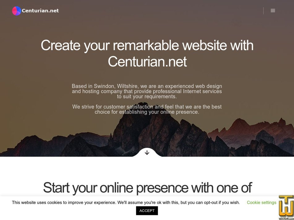 centurian.net Screenshot