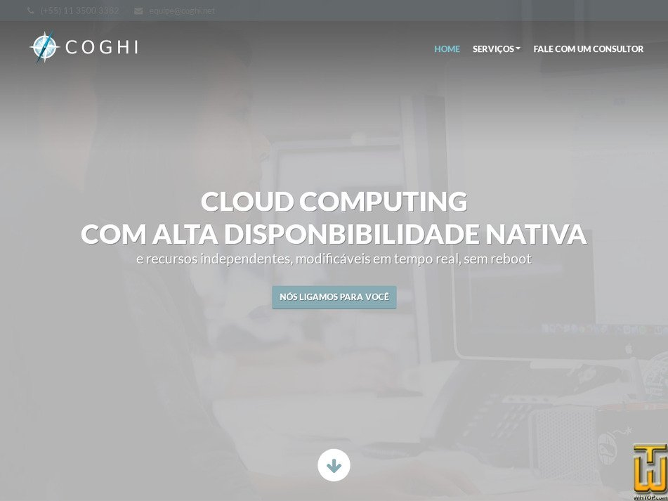 coghi.net Screenshot
