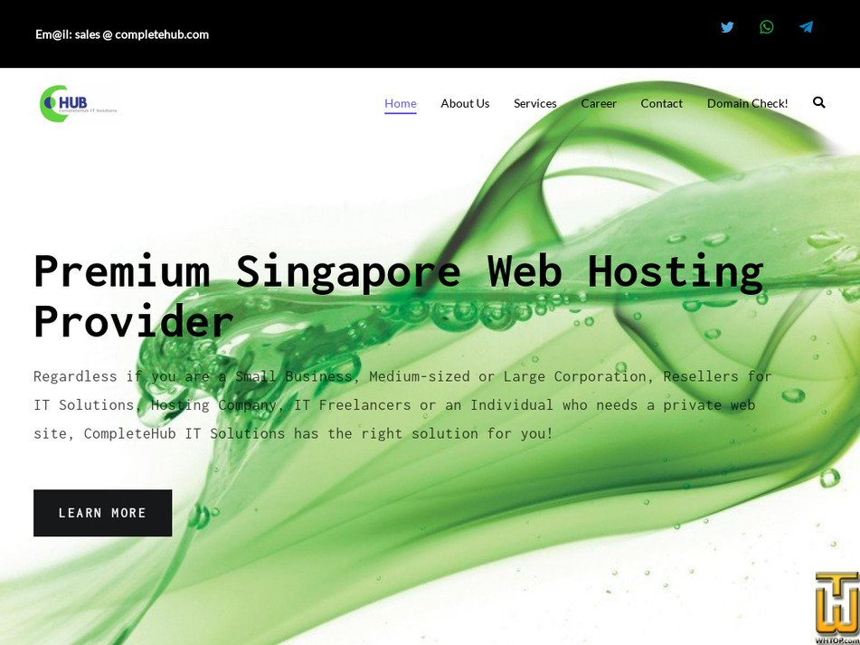 completehub.com Screenshot