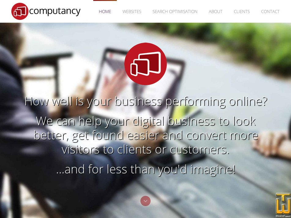 computancy.co.uk Screenshot