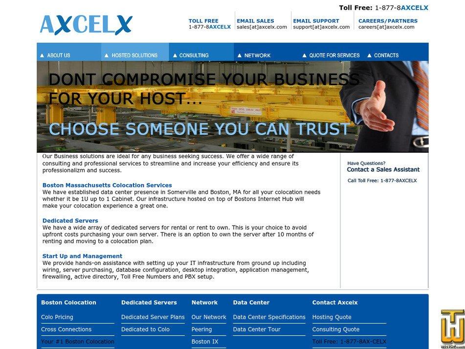 crucialservers.net Screenshot