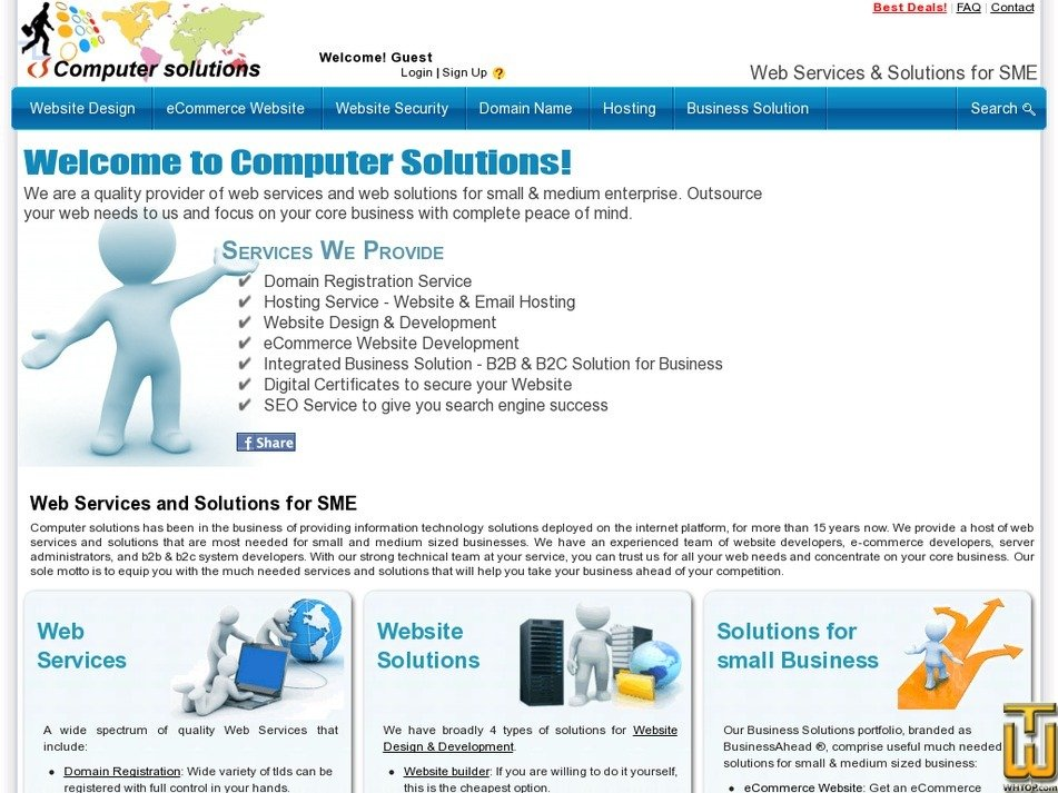 ctsindia.com Screenshot