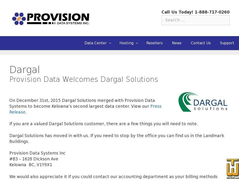dargalsolutions.com Screenshot