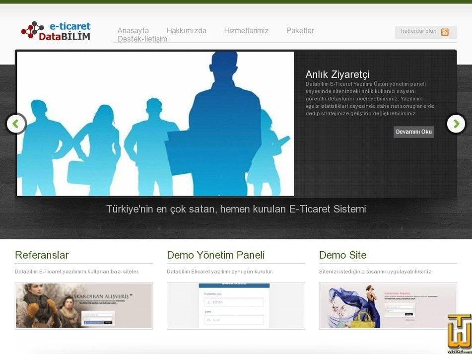 databilim.com.tr Screenshot