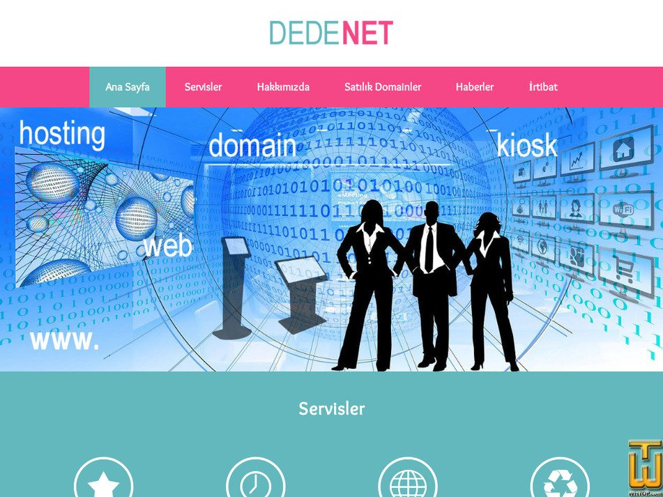 dede.net Screenshot