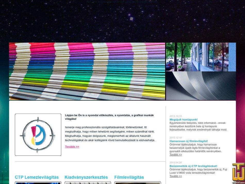 duotonerepro.hu Screenshot