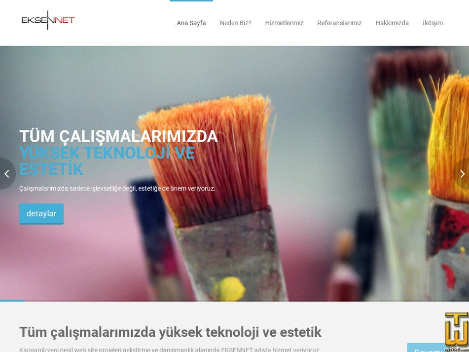 eksennet.com Screenshot