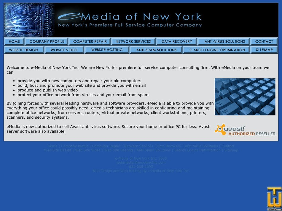 emediaofli.com Screenshot
