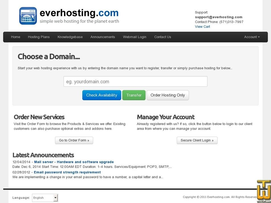 everplanet.com Screenshot