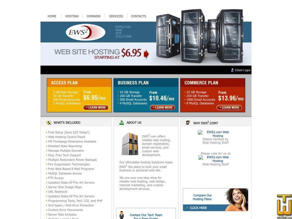 ews2.com Screenshot