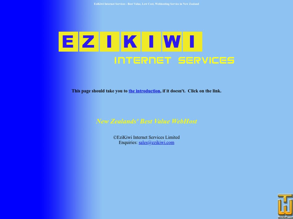 ezikiwi.com Screenshot