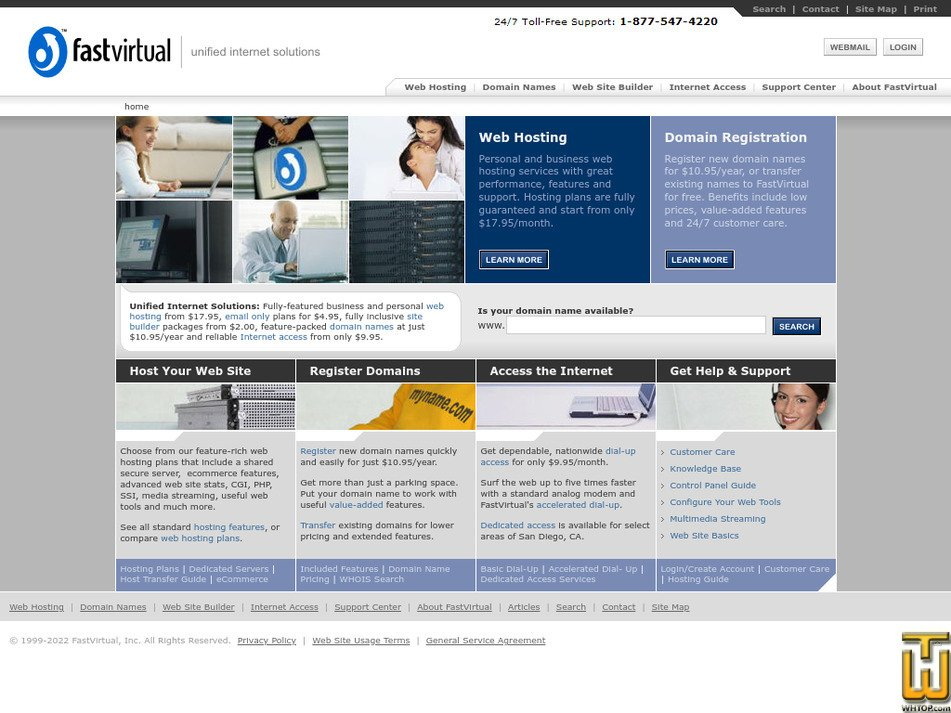 fastvirtual.com Screenshot