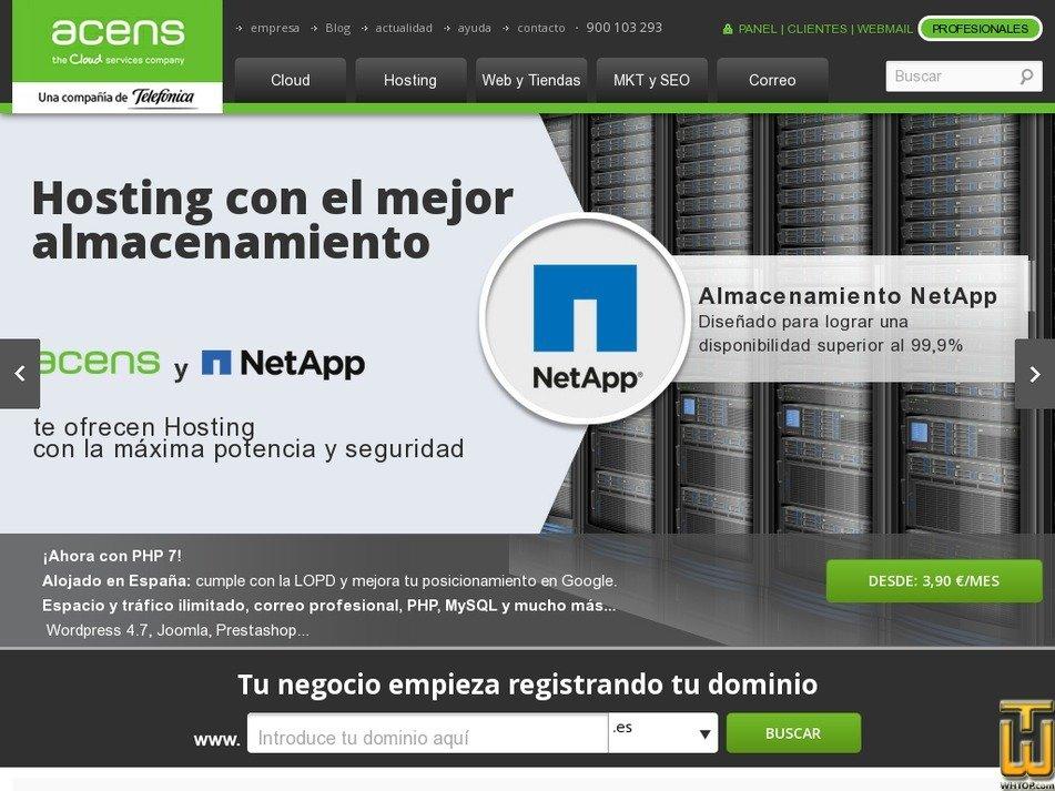 ferca.com Screenshot