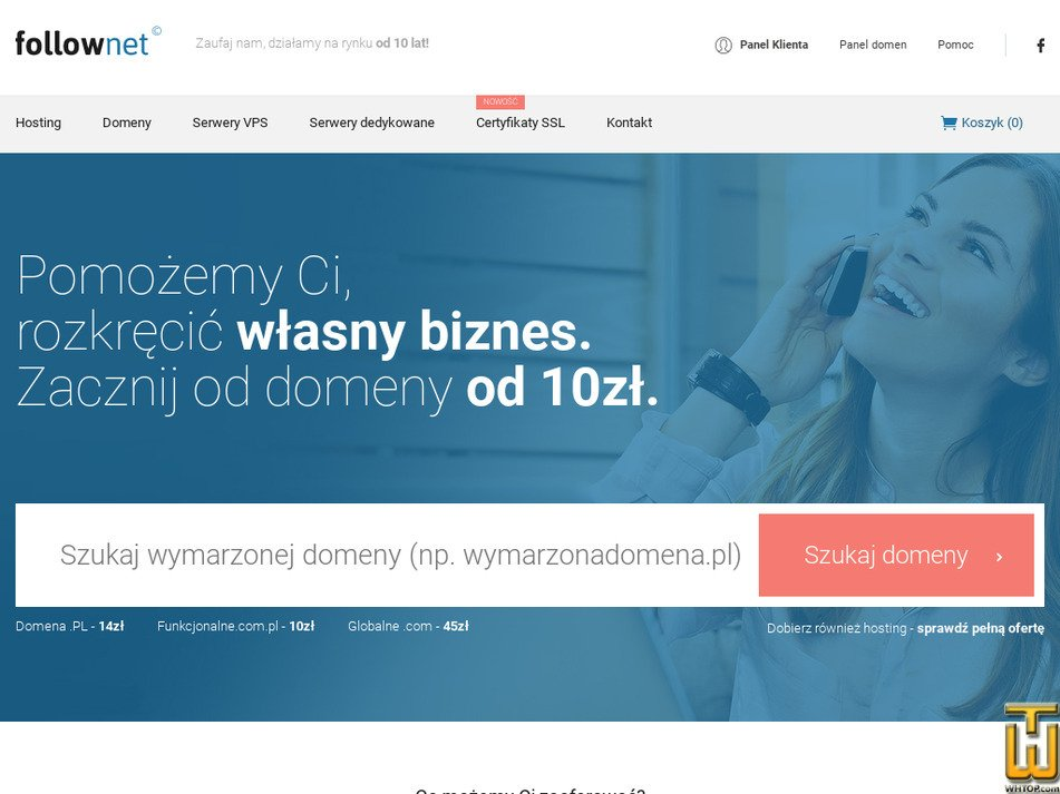 follownet.pl Screenshot