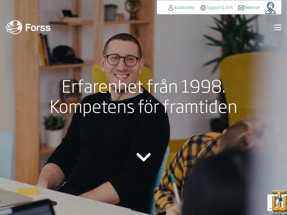 forss.se Screenshot