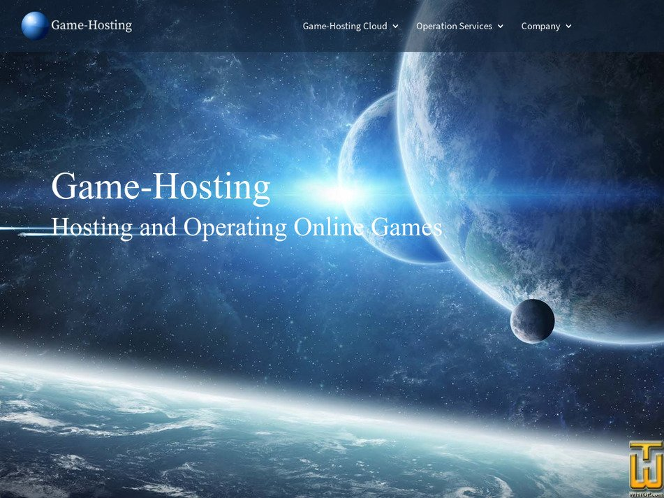 game-hosting.com Screenshot