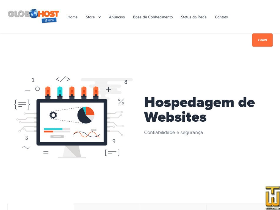 globohost.com Screenshot