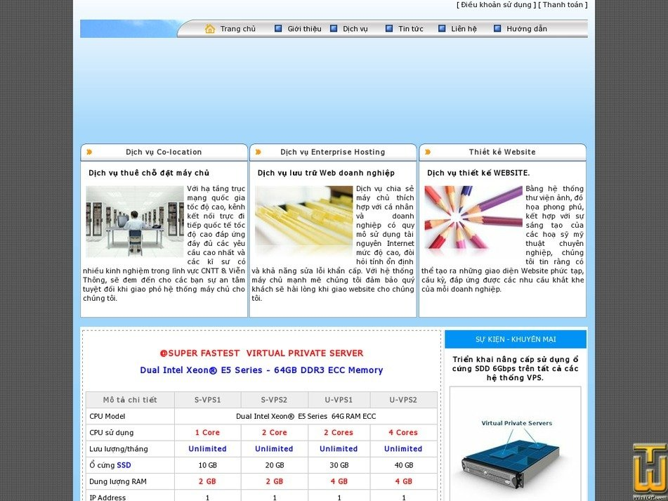 gpnetsoft.vn Screenshot