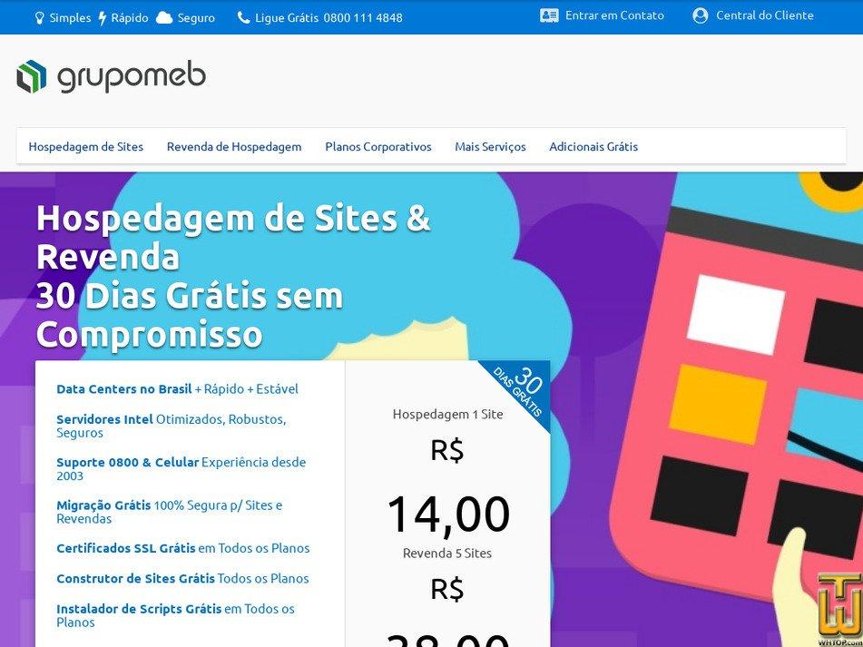 grupomeb.com.br Screenshot