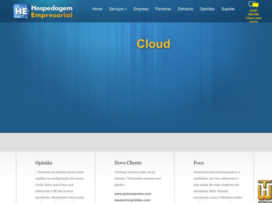 he.com.br Screenshot