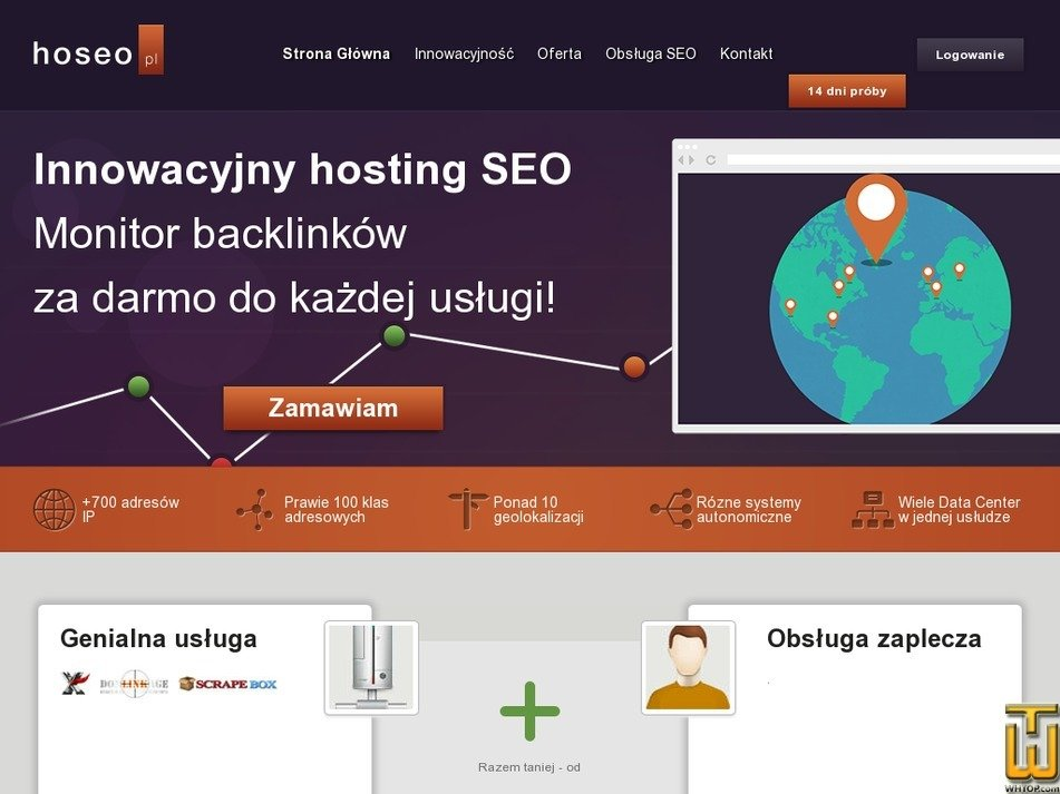 hoseo.pl Screenshot