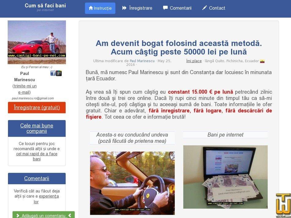 hostingspecialty.com Screenshot
