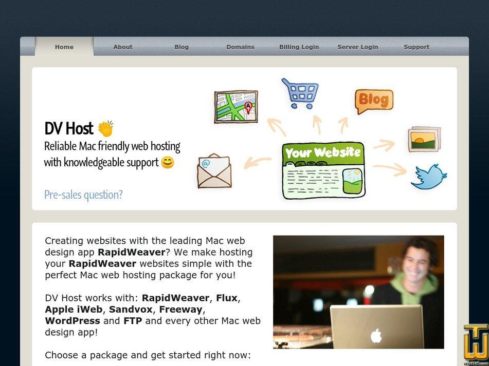 hostit365.com Screenshot