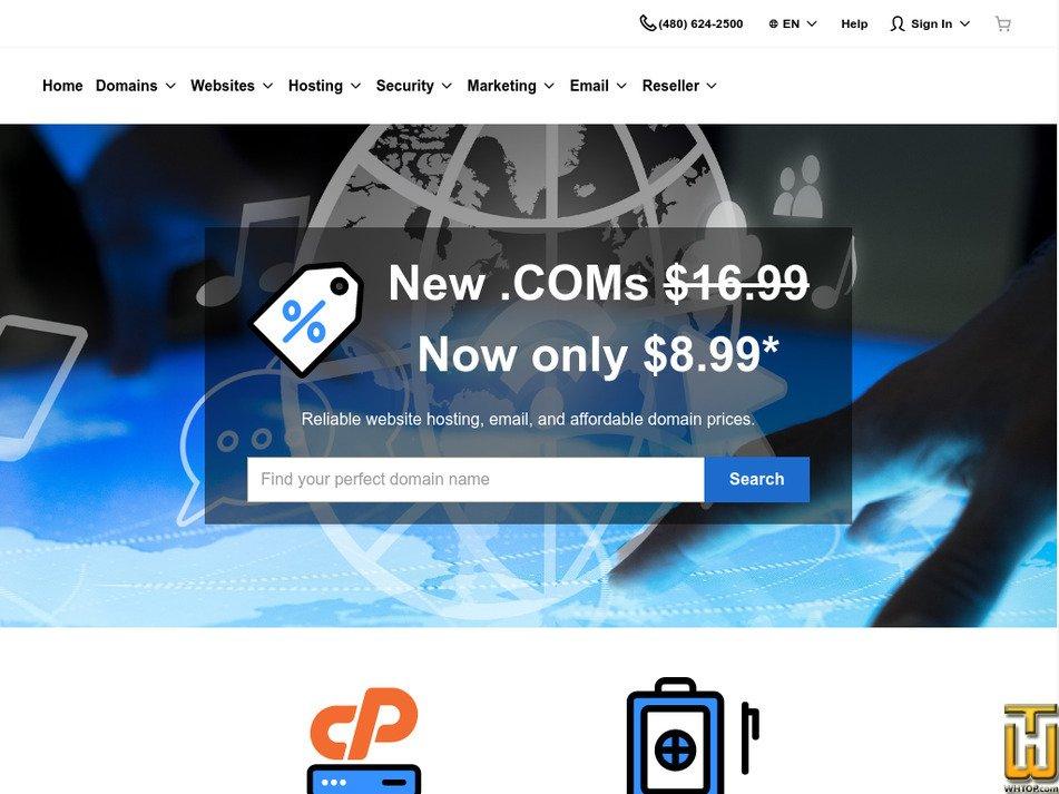 hostn.com Screenshot