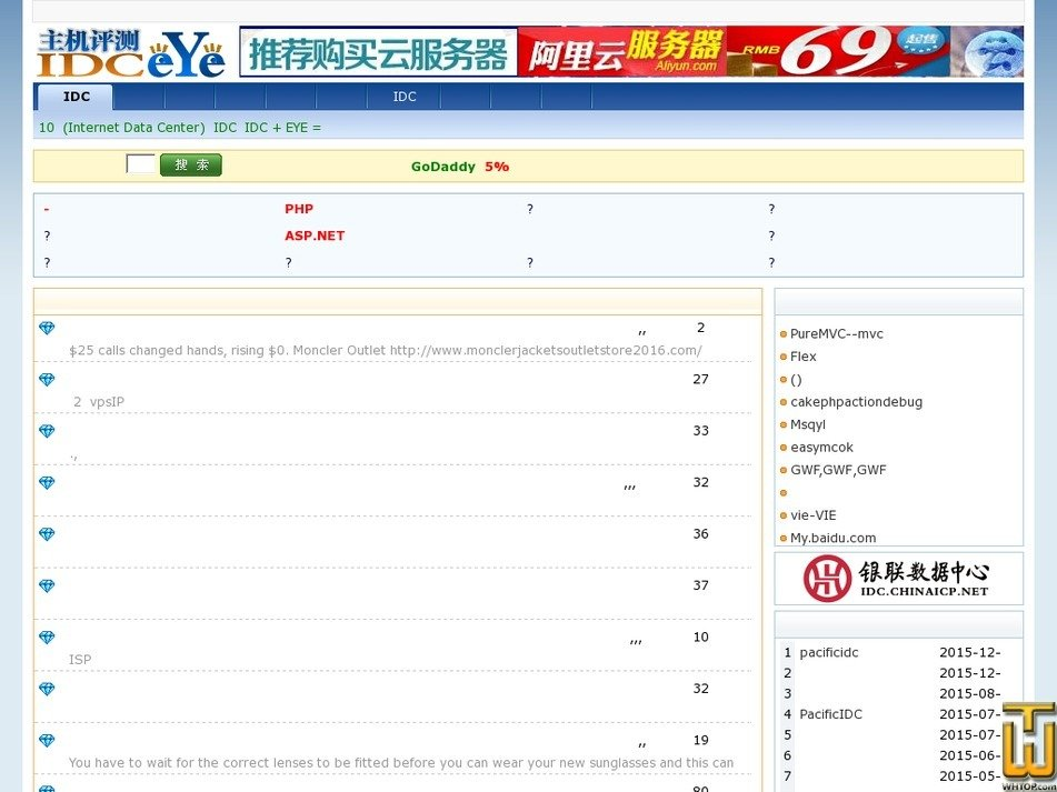 idceye.com Screenshot