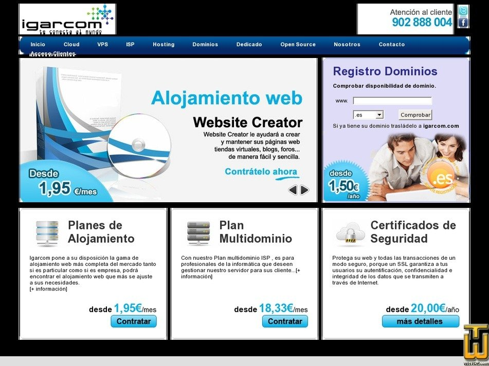 igarcom.com Screenshot
