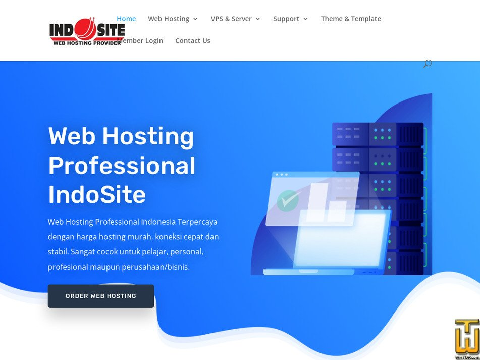 indosite.com Screenshot