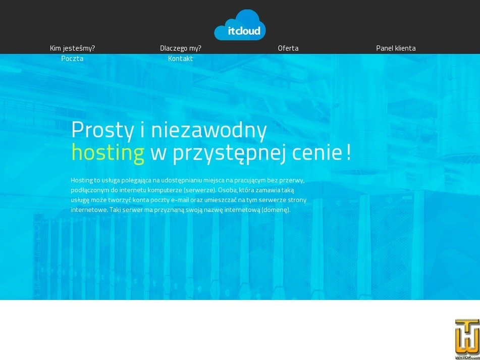 itcloud.pl Screenshot