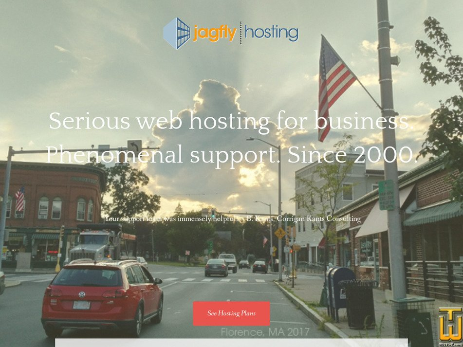 jagflyhosting.com Screenshot