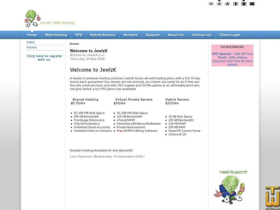 jewlzk.com Screenshot