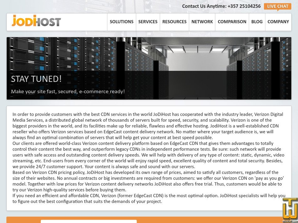 jodihost.com Screenshot