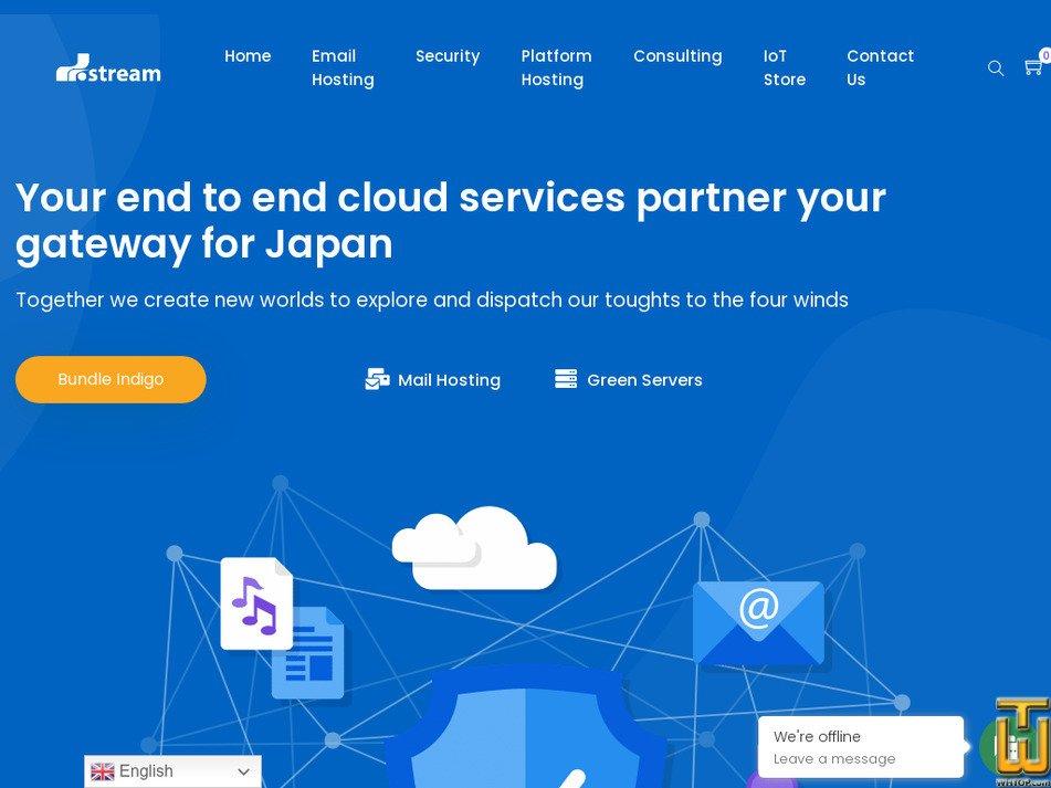 jpstream.net Screenshot