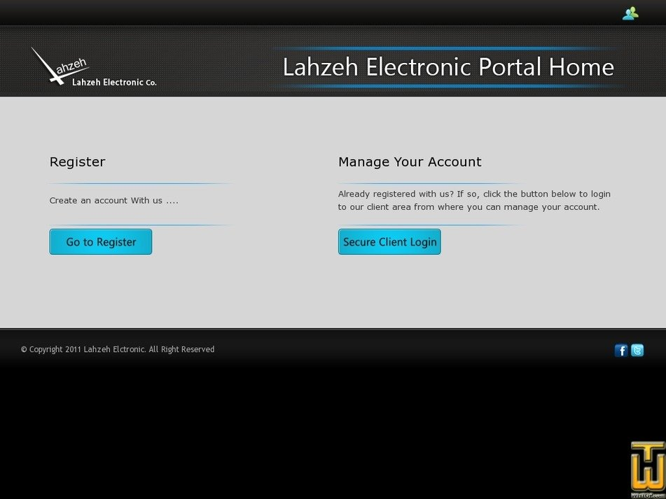 lahzeh.info Screenshot