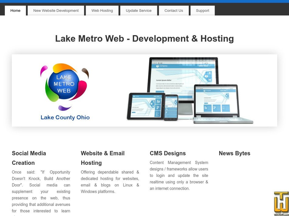 lakemetro.com Screenshot